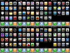Aplicações para iPhone