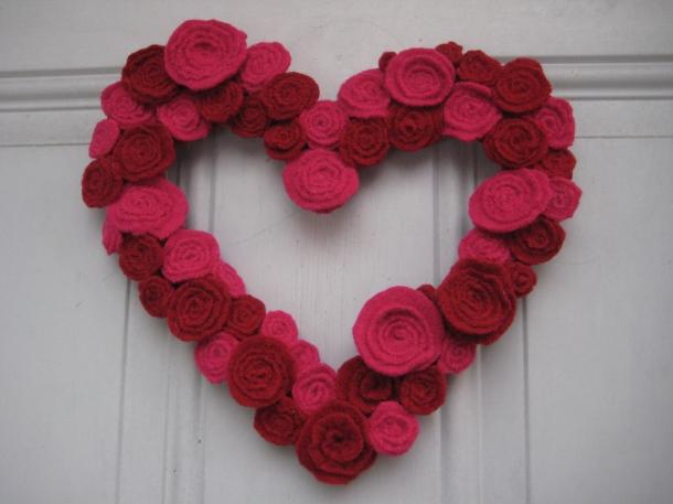 Coração de Dia dos Namorados