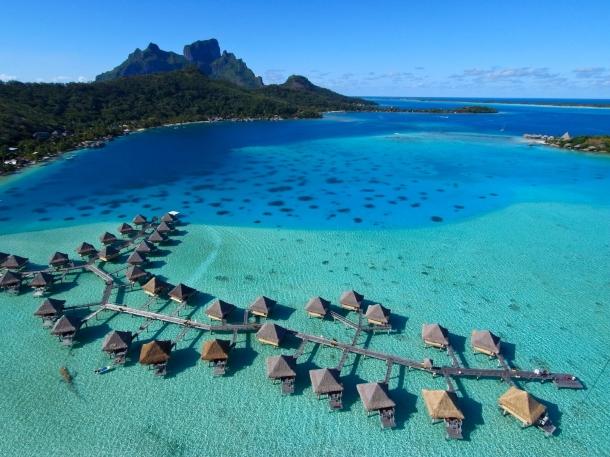 Destinos de Sonho - Taiti