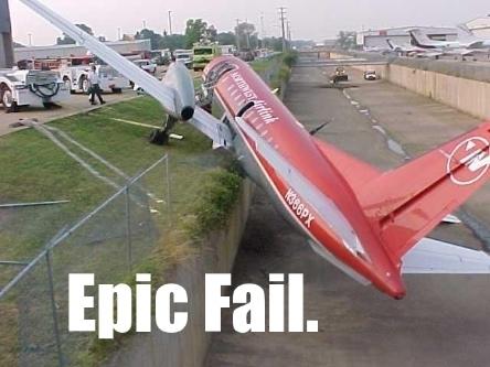 Epic Fail - maiores memes internet