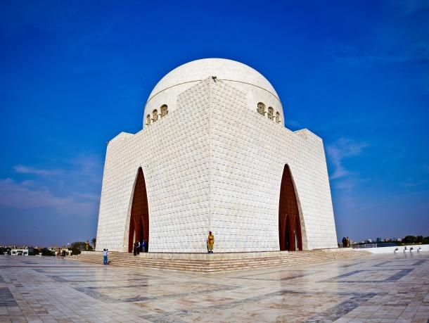 Mazar-e-Quaid, Carachi, Paquistão