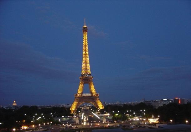 Paris - 10 Melhores Destinos de Lua-de-mel