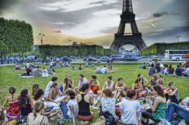 Paris, França - melhores destinos para viajar sozinho