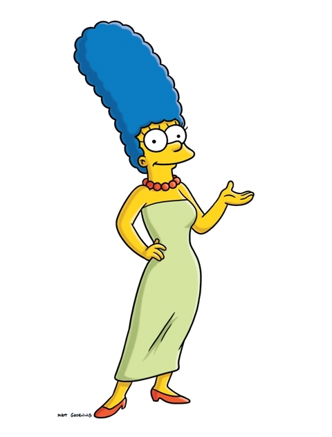 personagens dos simpsons