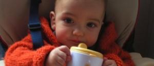 Quando o Bebé Pode Começar a Beber Água