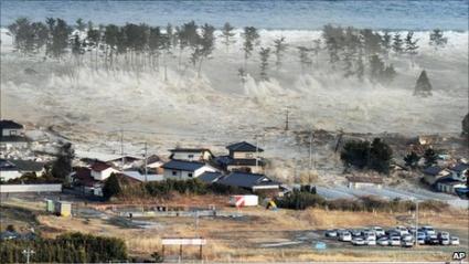 Tsunami na Costa